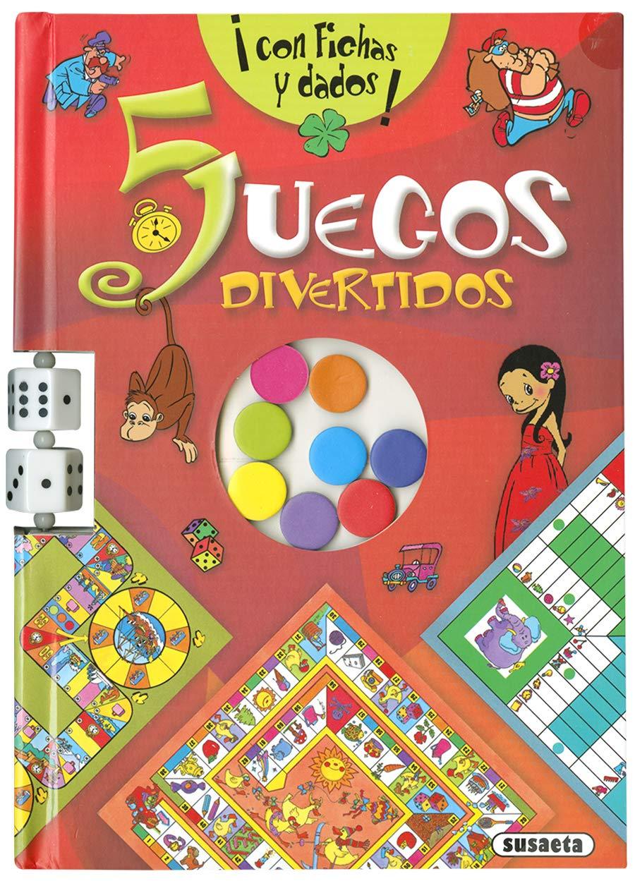 5 Juegos divertidos: Amazon.es: Susaeta, Equipo: Libros