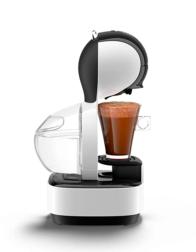 Krups Lumio KP1301- Cafetera de cápsulas automática Dolce Gusto ...