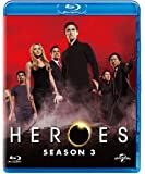 HEROES/ヒーローズ シーズン3 ブルーレイ バリューパック [Blu-ray]