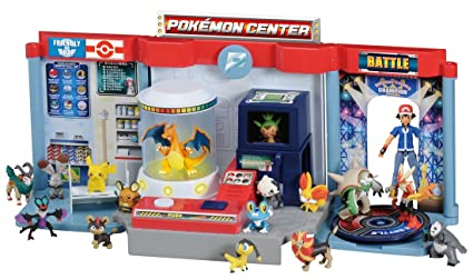 amazon com pokemon center xy monster collection toys games