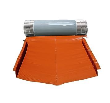 Duroflex limahoya color rojo 60X500 cm: Amazon.es: Bricolaje y herramientas