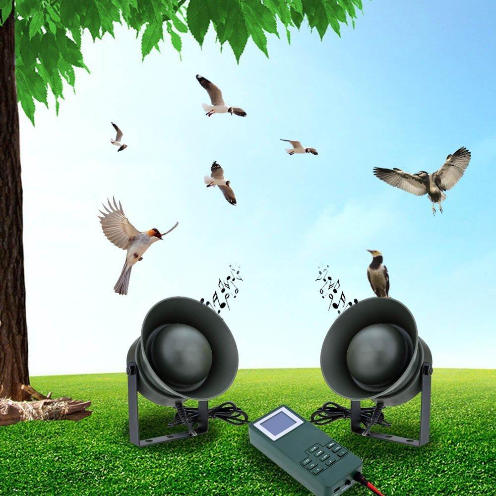 ZTOP Outdoor Hunting MP3 Player Loudspeaker Bird Decoy Bird Sounds Caller 50W Speaker by ZTOP® (Image #4)