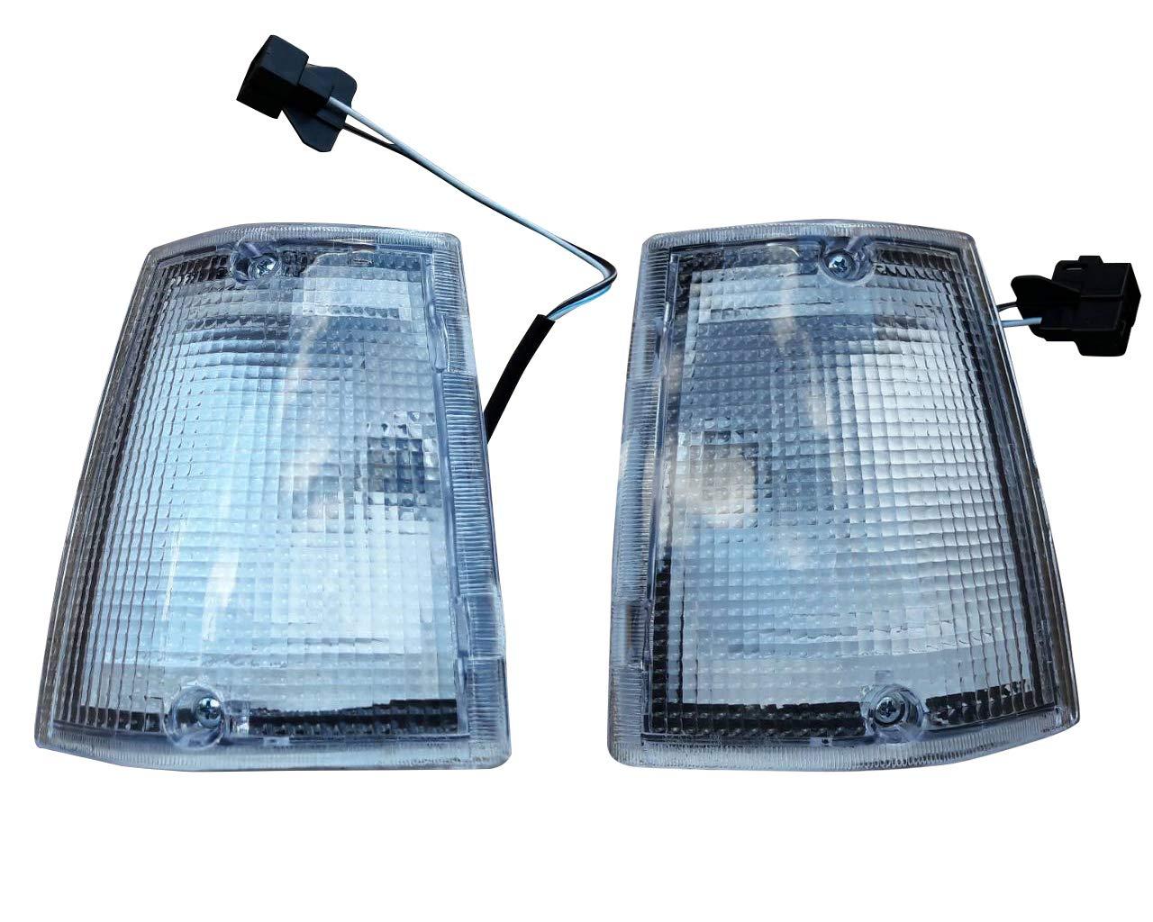 BUY N TRY Front White Corner Side Light Signal Lamp For Mazda Magnum B2000 B2200 B2600 1985-1998 Sun A Chen Enterprise Co. Ltd.