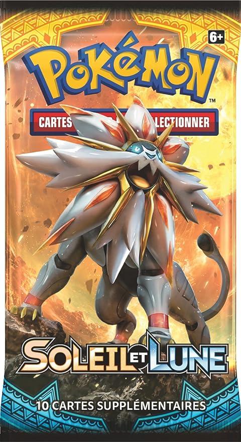 Asmodee Pokémon Sol y Luna 1: Amazon.es: Juguetes y juegos