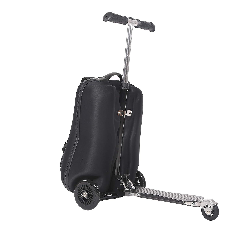 Amazon.com: Sondre - Maleta multifunción para scooter de ...