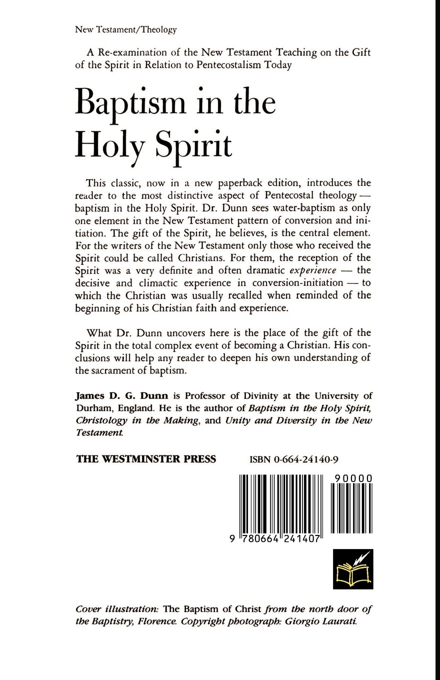 """Usages of """"Spirit"""" in the New Testament"""