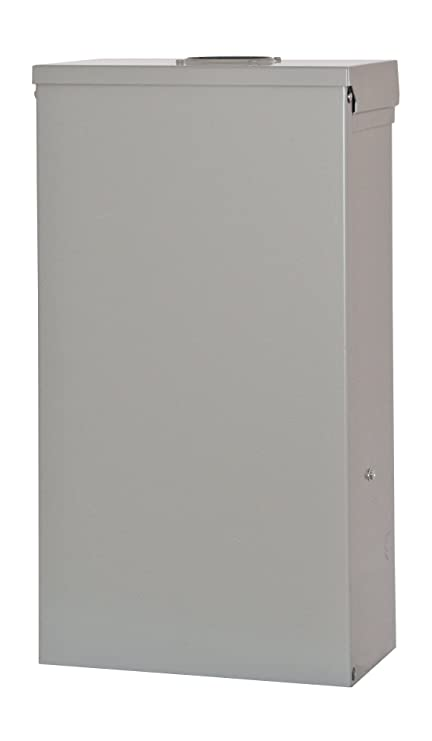 Siemens TL37US Talon Temporary Power Outlet Panel with a 20 and 30 ...