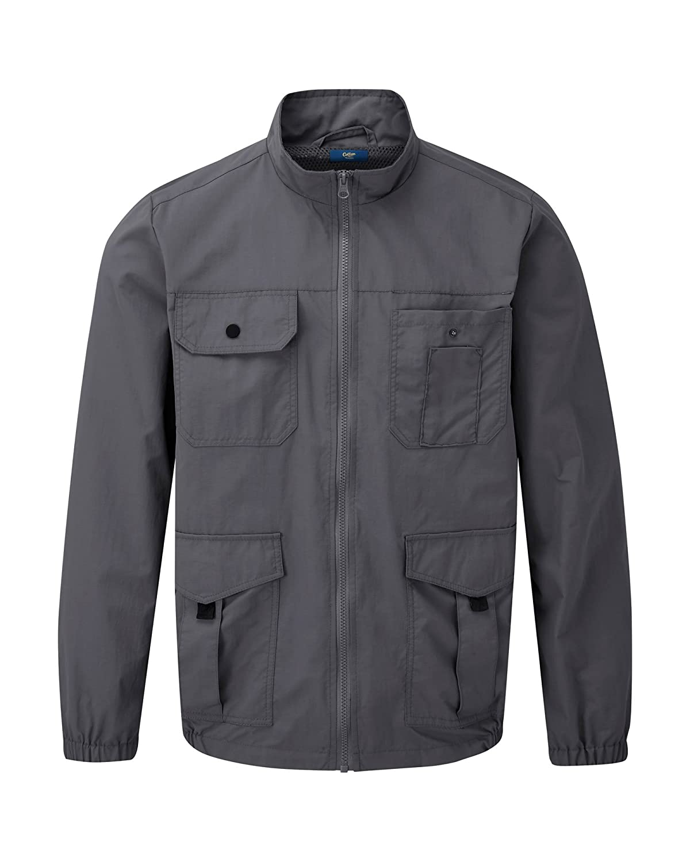 Cotton Traders Mens Adventure Lightweight Showerproof Jacket