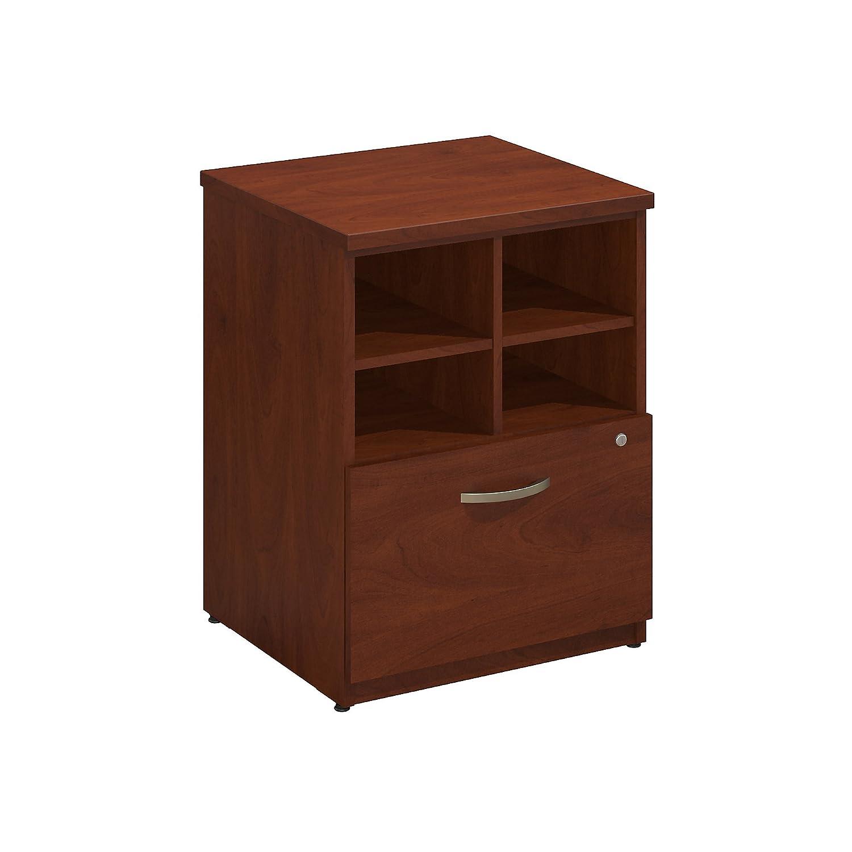 Bush Business Furniture Series C Elite 24W Pedestal Piler/Filer in Hansen Cherry Bush Industries WC24503SU