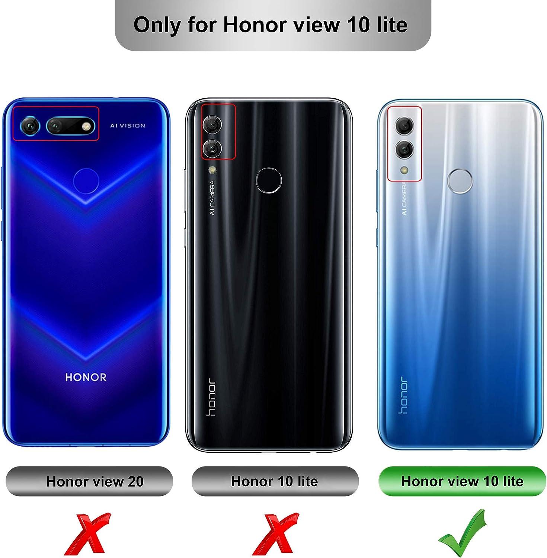 iBetter Honor 8X Funda Fina de Silicona, Honor 8X / Honor View 10 ...