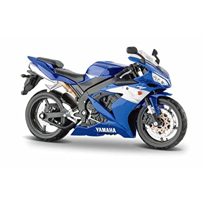 Yamaha YZF-R1 04 (Assorted Model): Toys & Games