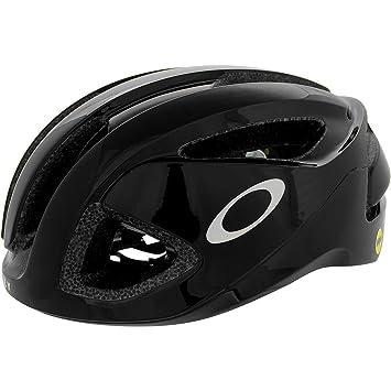 Oakley ARO3 - Casco de Bicicleta - Negro Contorno de la Cabeza S 2018