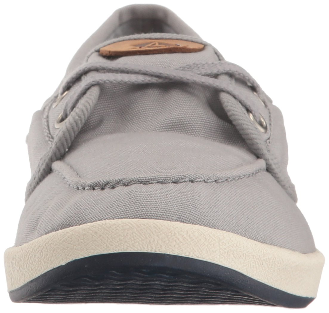 Sperry Top-Sider Women's 8.5 Drift Hale Sneaker B072N3FR3C 8.5 Women's B(M) US|Grey 1e8455