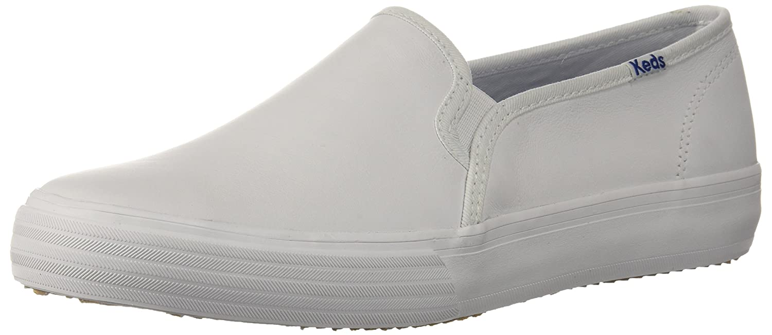 Keds Women's Double Decker Leather Shoe