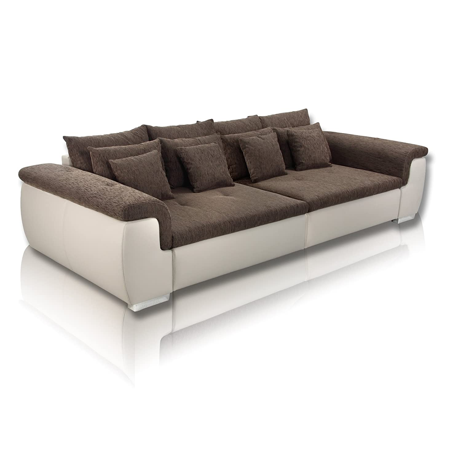 Roller Big Sofa Couch Couch Big Point Braun