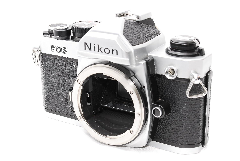 Nikon ニコン NEW FM2 シルバー   B00PIOKYSG