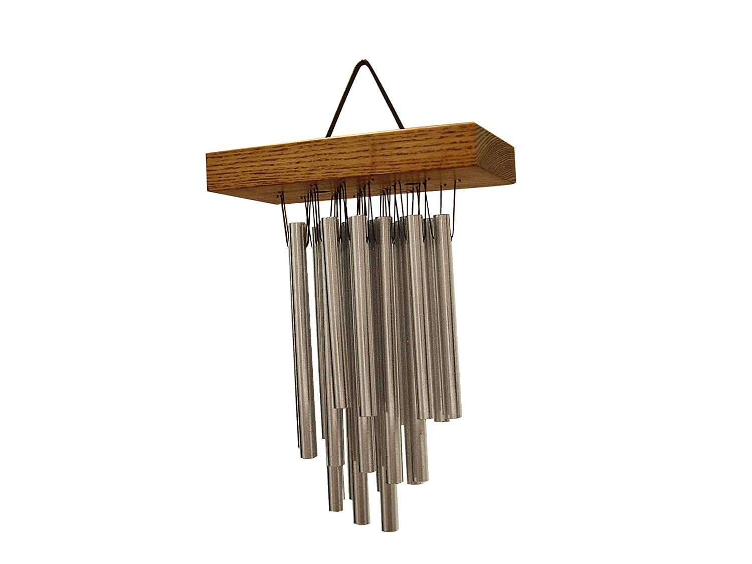 TreeWorks Chimes TRE419 Made in USA Large Cluster Wind Chime (VIDEO)