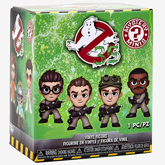 Funko Ghostbusters 1 Piece Brand New In Box Mystery Mini