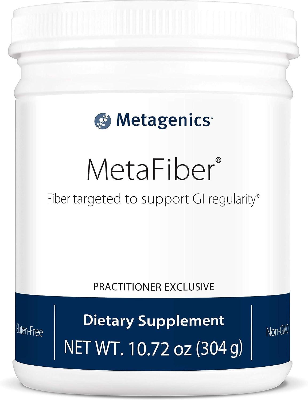 Metagenics MetaFiber® - Fiber Blend to Support GI Regularity*   38 Servings