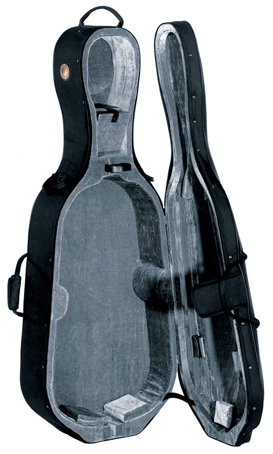 Travelite TL-20 Deluxe Cello Case - 4/4 Size