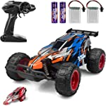 JEYPOD Remote Control Car, 2.4 GHZ High Speed Racing Car with