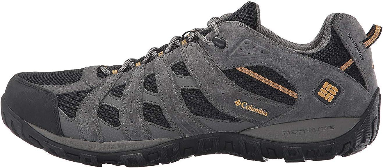 Columbia mens Redmond Waterproof Hiking