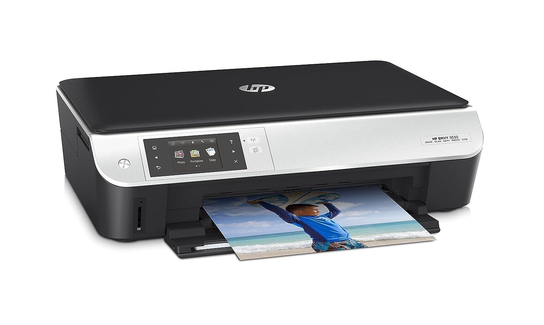 HP ENVY 5530 - Impresora multifunción de tinta color (impresión móvil, HP ePrint, HP WiFi Direct)