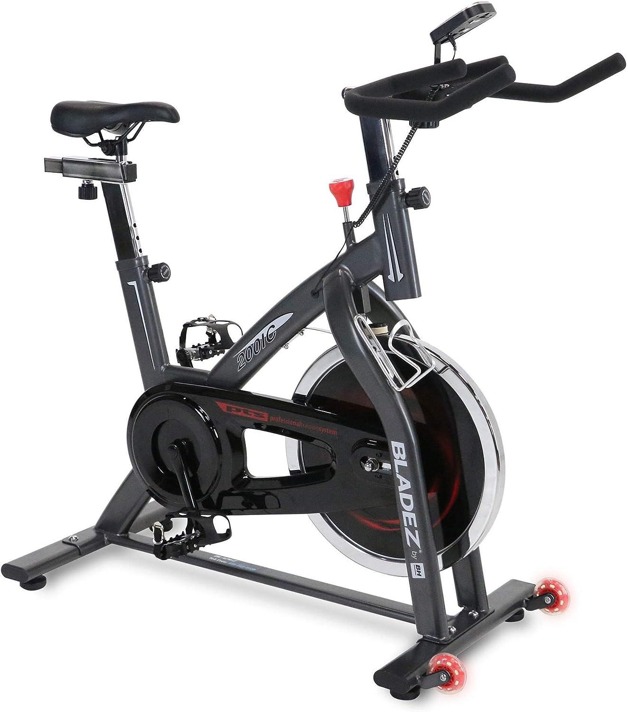 Life Fitness IC4 Exercise Bikes, Black
