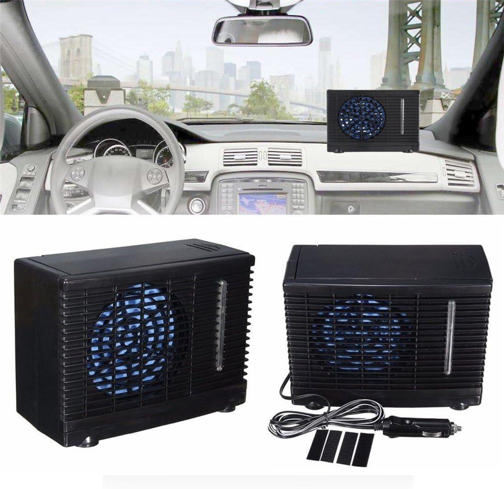 Car Air Conditioner,SHZONS Car Cooling Air Fan,DC12V Air Conditioner Portable Mini Cooling Conditioner,20 x 9.5 x 15cm