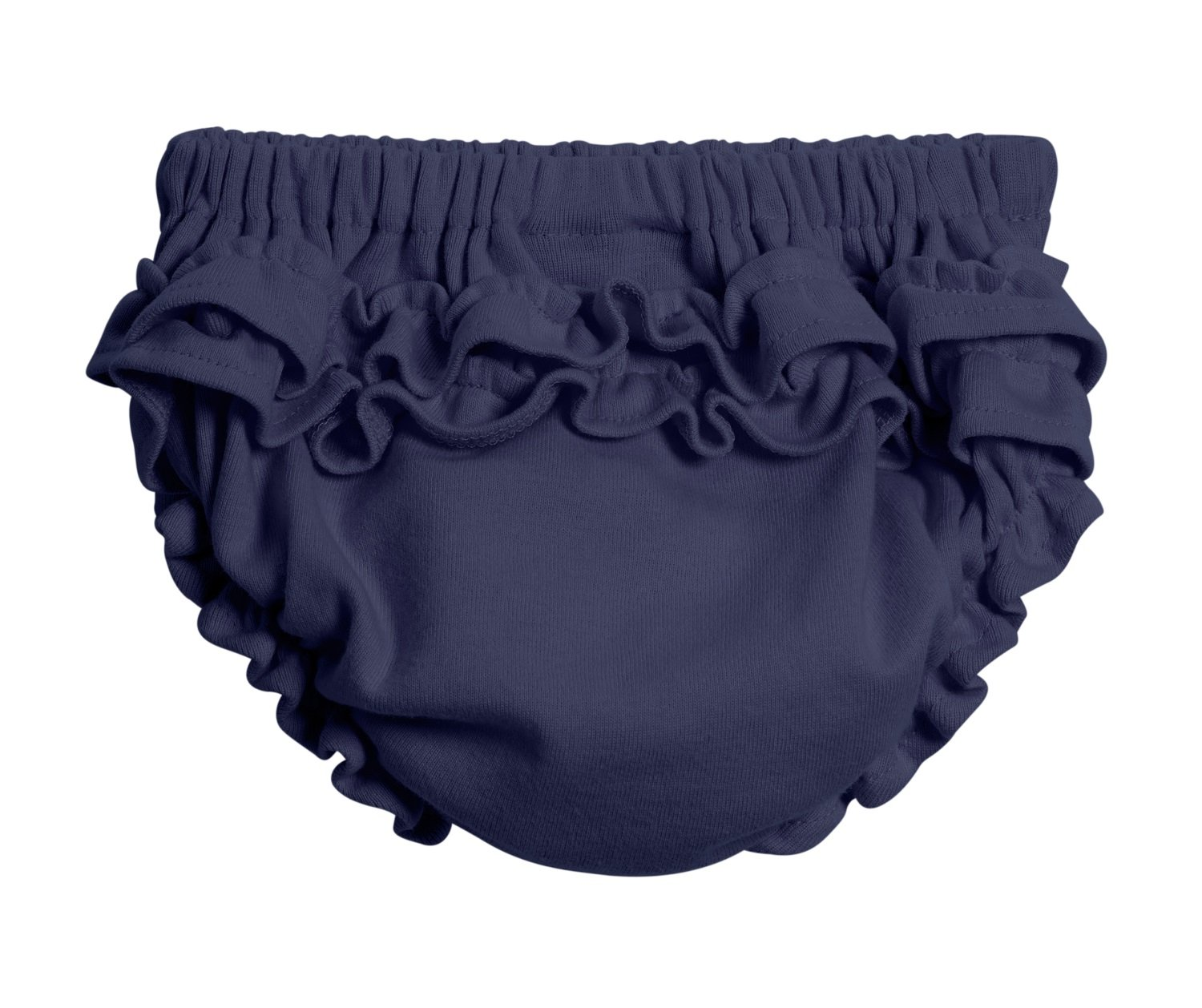 City Threads Baby Girls' 100% Soft Cotton Ruffle Diaper Cover Bloomers Made USA CT-DIAPCRRUF-P1
