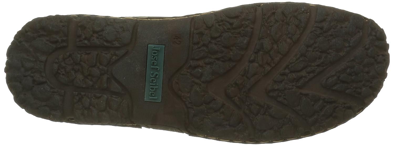 Josef Seibel Stiefel Herren Willow 24 Kurzschaft Stiefel Seibel Grau (Vulcano 707) a9a036