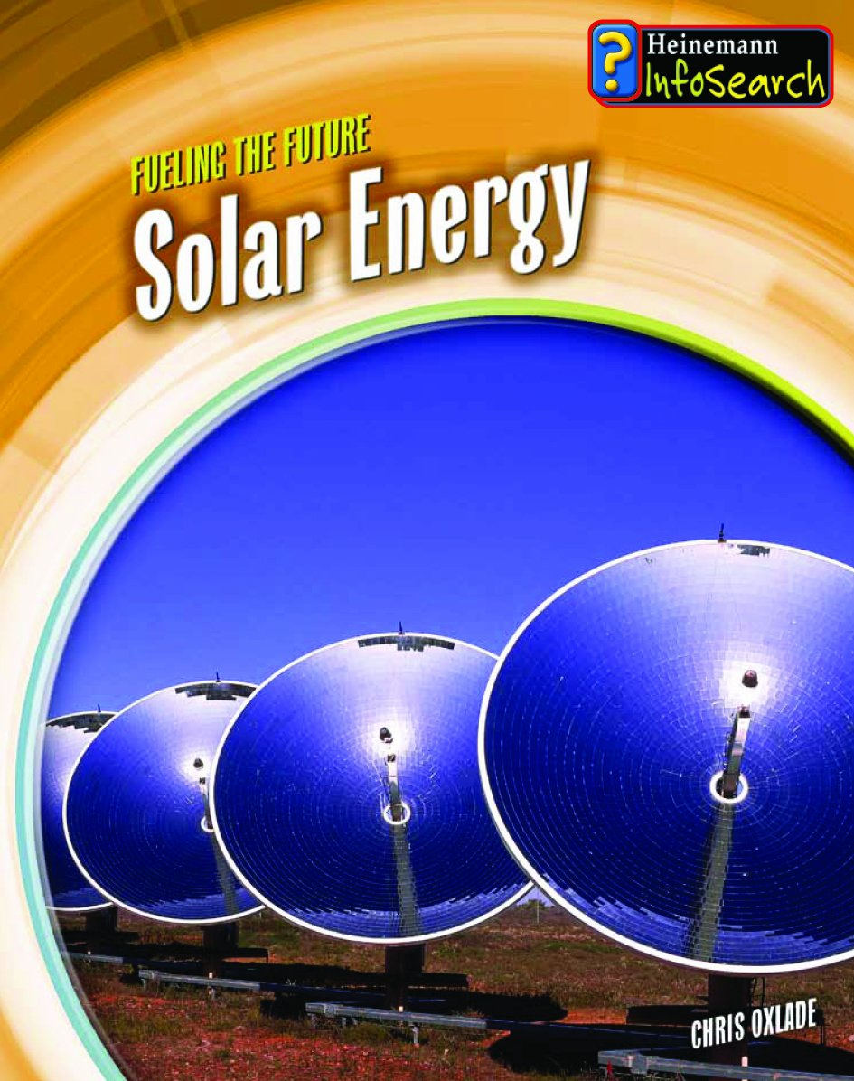 Download Solar Energy (Fueling the Future) ebook