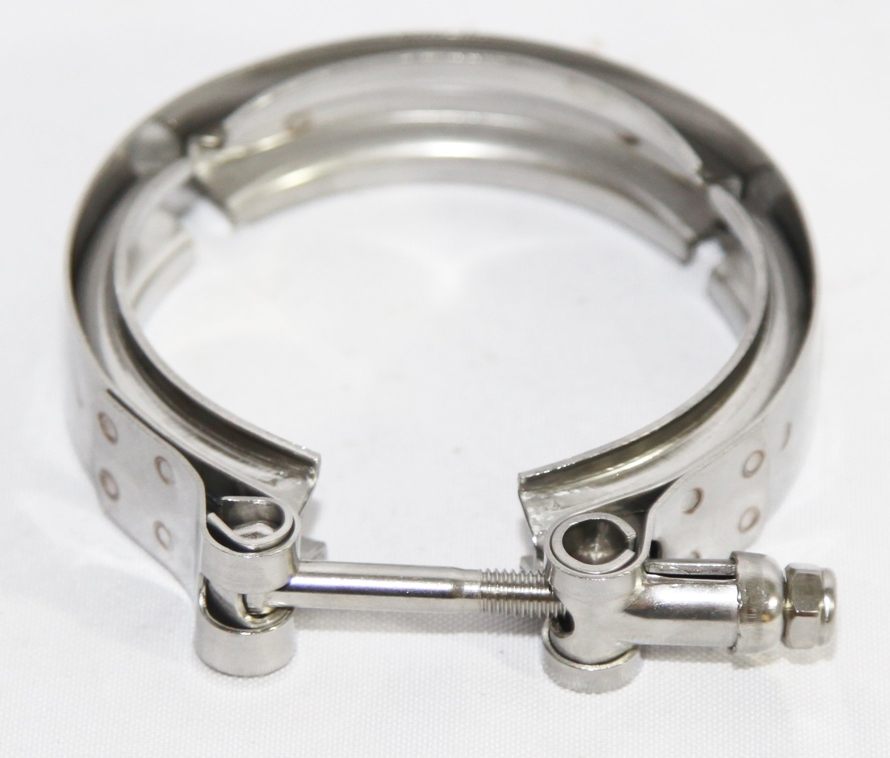 Qiuck Release V-Band Clamp ONE PIECE (3'' Stainless Steel)
