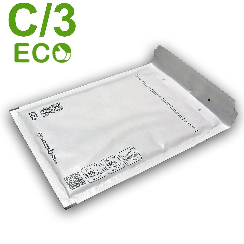 100 Buste imbottite Eco C//3 Formato 150 x 220 mm