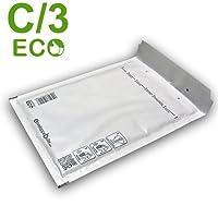 Lot de 100 enveloppes à bulles gamme ECO C/3 format 150x220mm