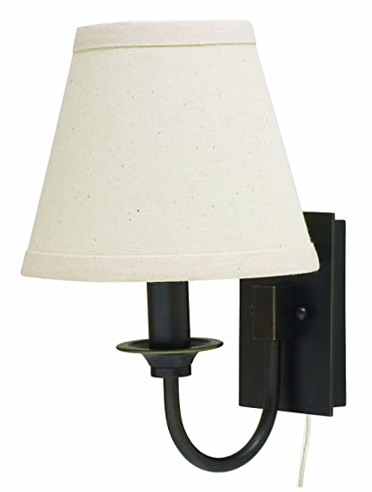 House of troy gr900 ob greensboro collection portable wall lamp 11 house of troy gr900 ob greensboro collection portable wall lamp 11quot oil aloadofball Image collections