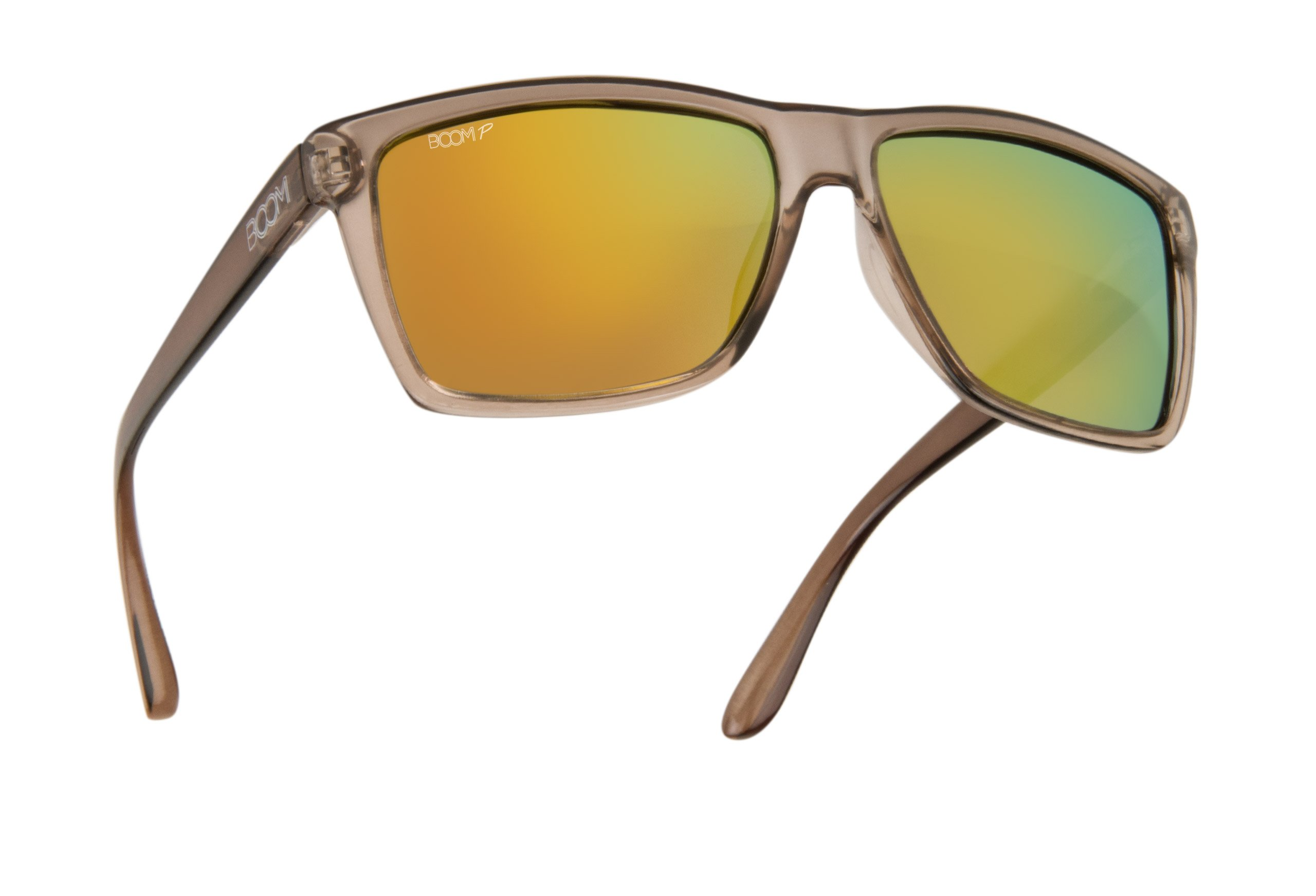 BOOM Surge Polarized Sunglasses by Dimensional Optics - DIRTBAG by BOOM