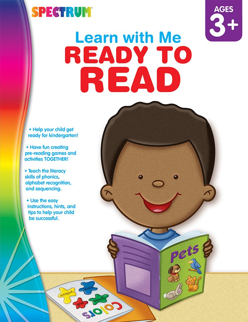 Ready Read Ages Learn Me
