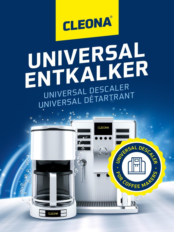 Amazon De Entkalker Kalkloser Fur Kaffeevollautomat