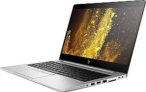 """HP EliteBook 840 G5 Business Laptop Computer/ Intel Quad-Core i5-8250U (Beat i7-7500U)/ 16GB DDR4/ 1TB PCIE SSD/ Online Class Ready/ 14"""" FHD/ Windows 10 Professional/ iPuzzle 500GB External Drive"""