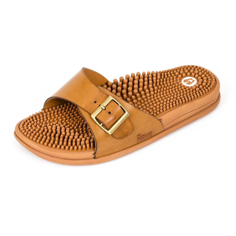 37146085d691 Revs Classic Reflexology Massage Sandals for Men   Women. Massage Therapy  for Better Health