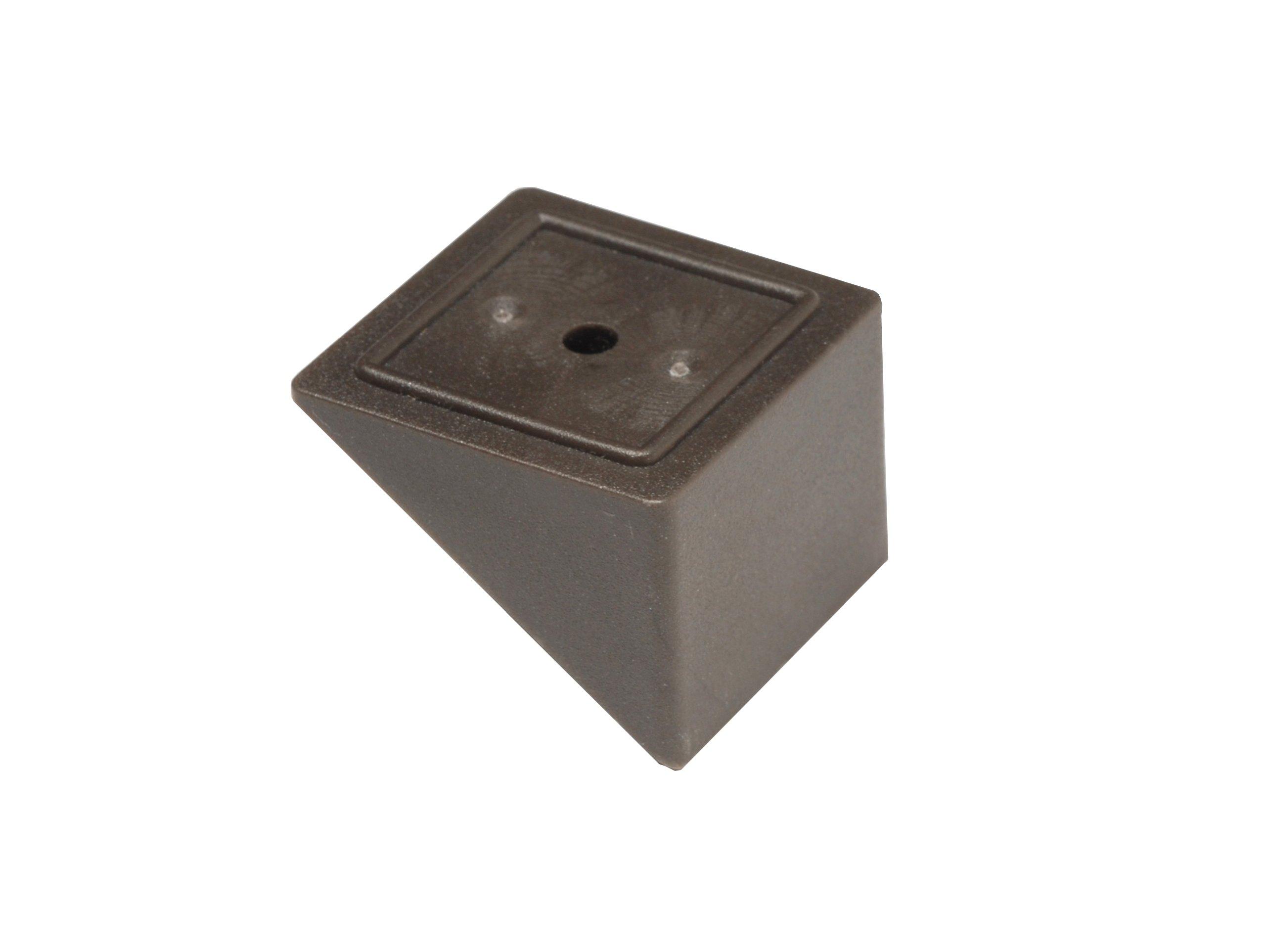 Deckorators 95882 Estate Stair Adapter with Screws, Bronze, 20-Pack