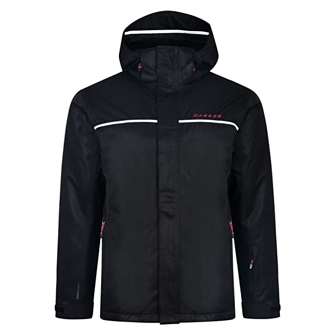 lowest discount amazing selection super quality Dare 2b Mens Steady Out Ski Jacket (2XL) (Black): Amazon.co ...