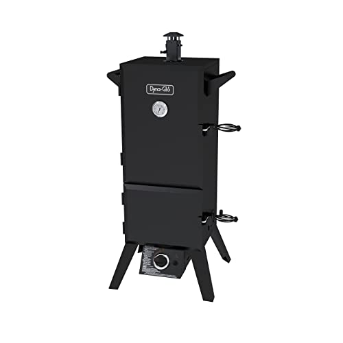 Dyna-Glo DGY784BDP 36 - best gas smoker