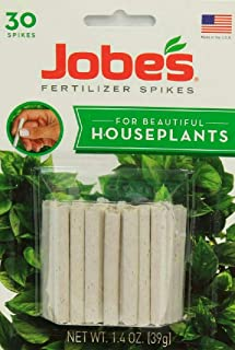 product image for Jobes Fertilizer Spikes for Beautiful Houseplants 30 ct 1.4oz.