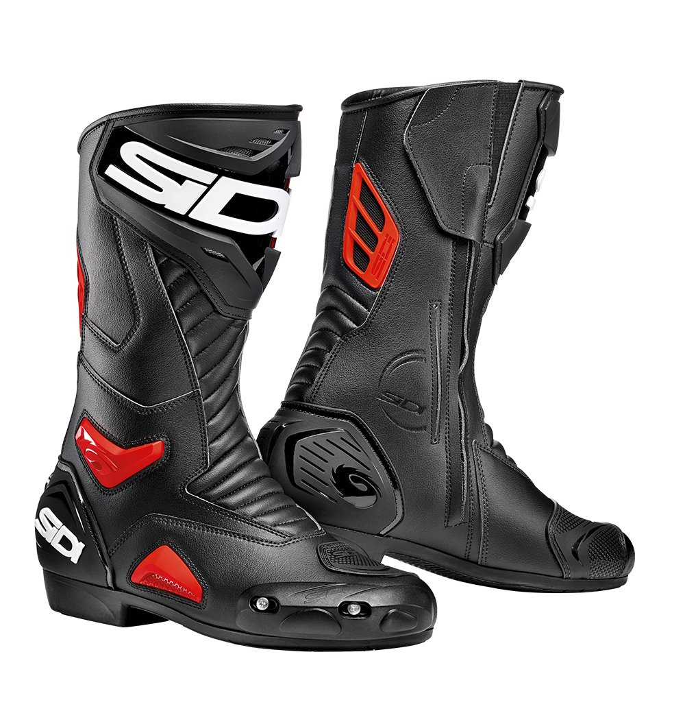 Size 41 Black-Red Sidi Performer