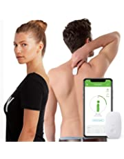 Upright GO  Posture Trainer and Corrector for Back | Strapless, Discrete, Easy to Use | Complete with App and Training Plan | Back Health Benefits and Confidence Builder | Improved Posture in No Time