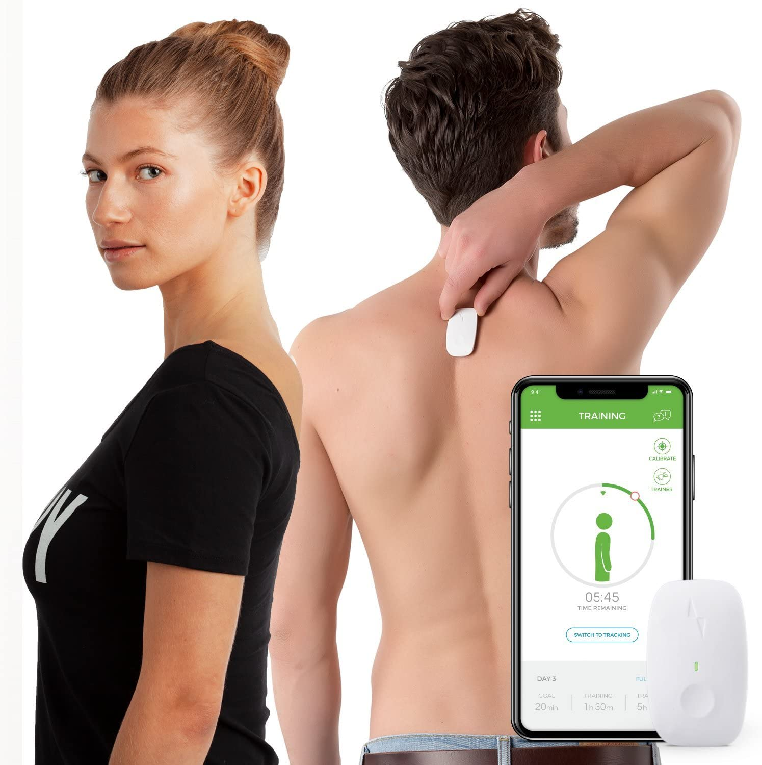 3. Upright GO Original Posture Trainer and Corrector for Back