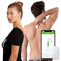 Upright Go Smart Wearable Posture Trainer with Free iOS and Android App