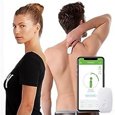 posture corrector sensor patch